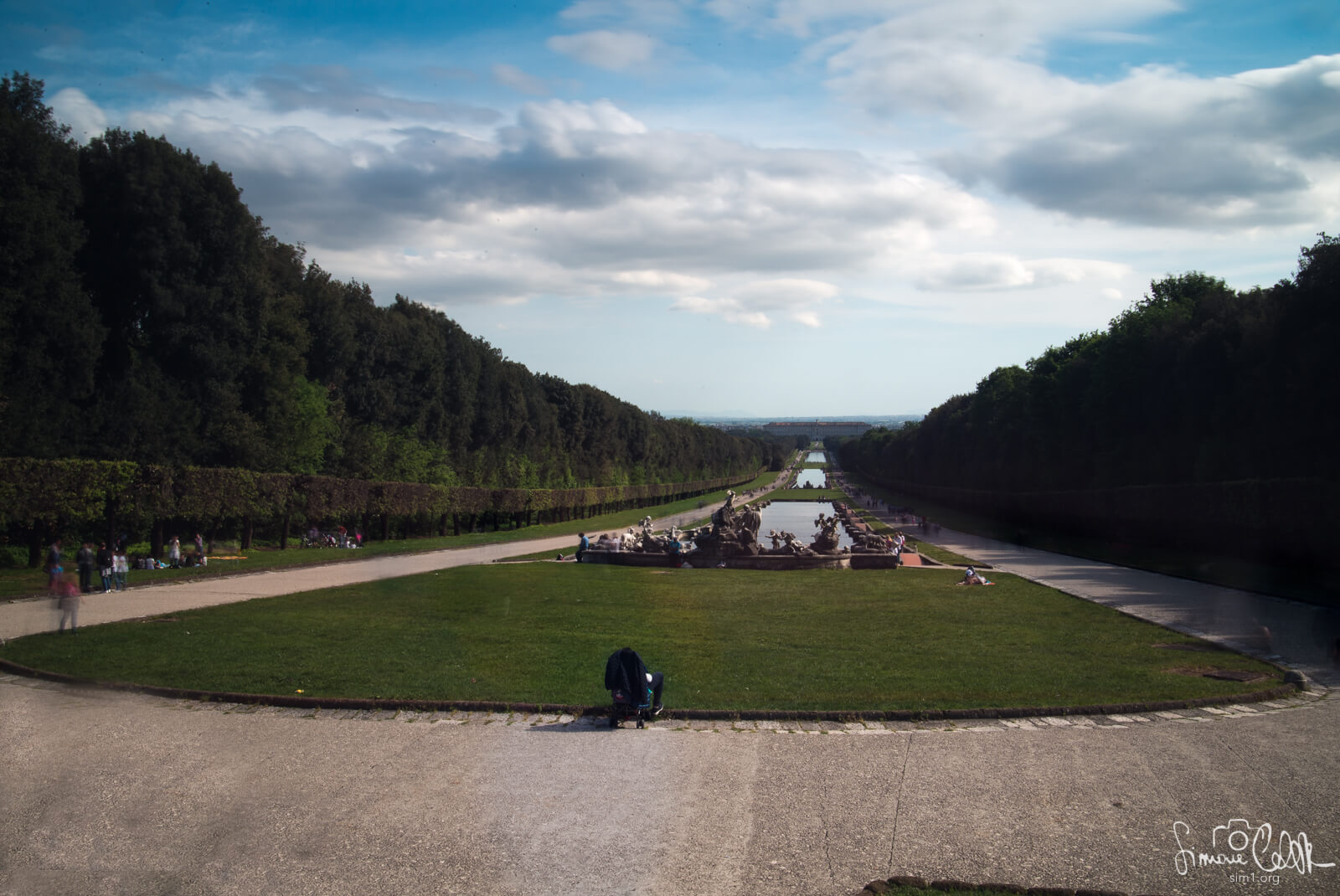 A Day at Reggia of Caserta