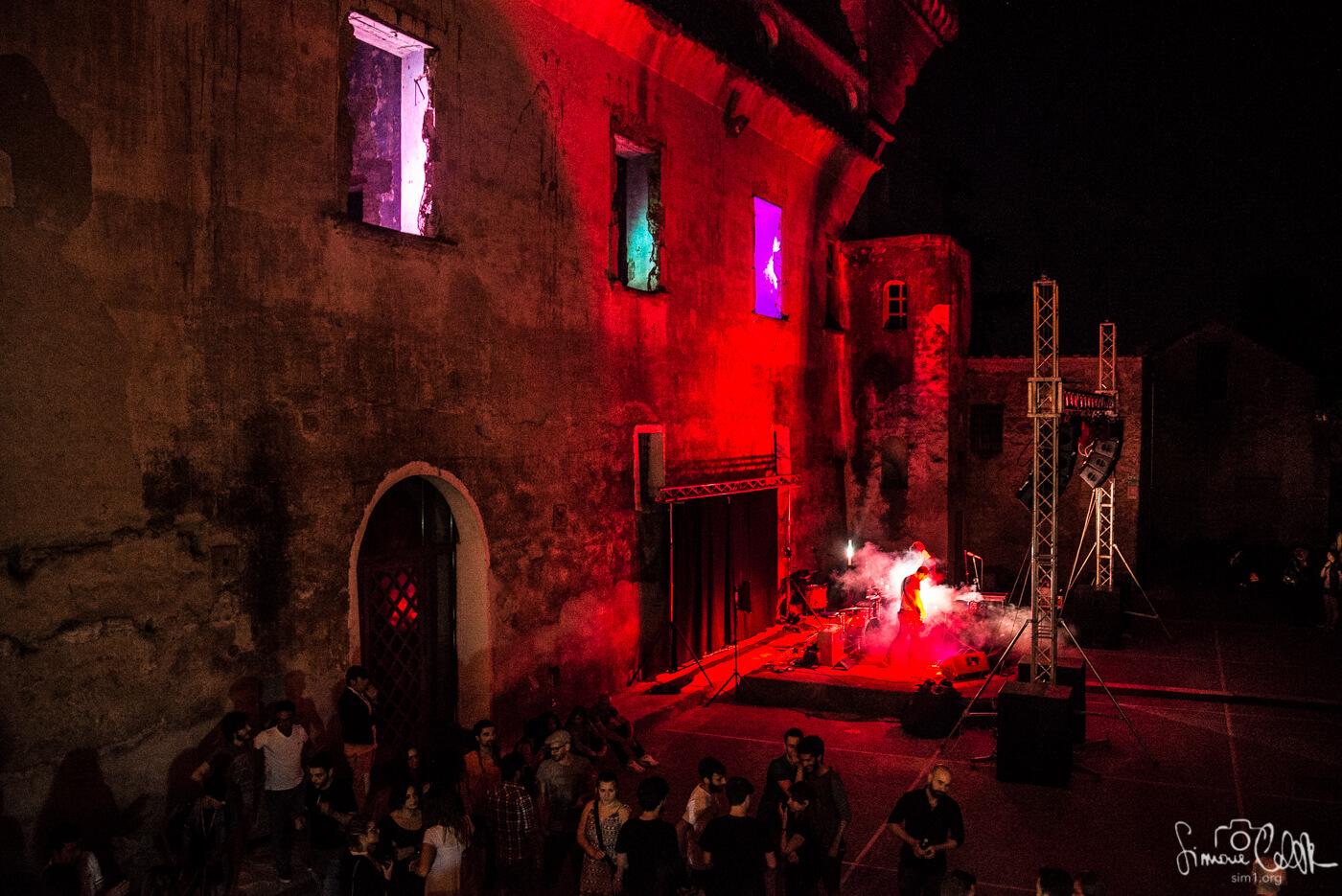 IndieCastle – Bastian Contrario + HAPAX @ Casale di Teverolaccio